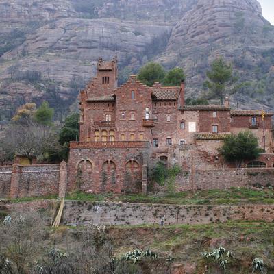 Sant Llorenç Savall, el Marquet de las Rocas (Consell comarcal del  Vallès Occidental)