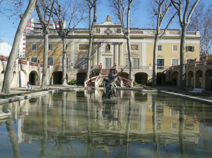Sant Feliu de Llobregat, Palacio Falguera (Consorci de Turisme Baix Llobregat )