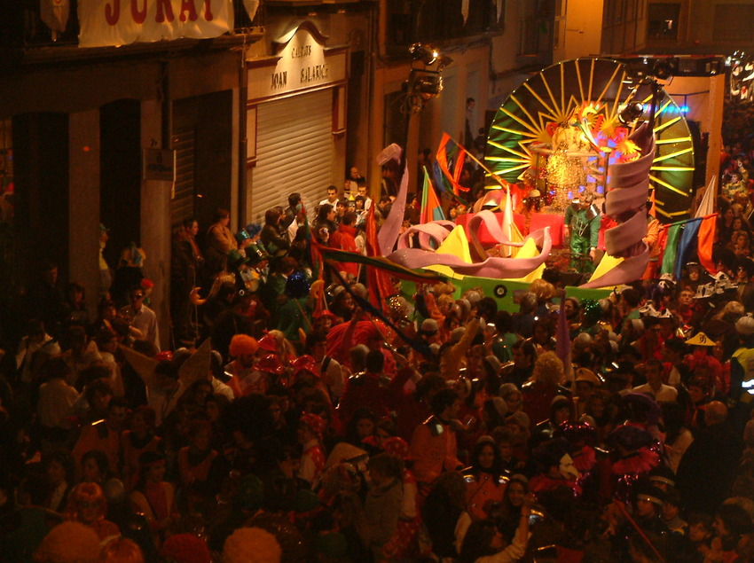 Carnaval Terra Endins de Torelló (Osona Turisme)