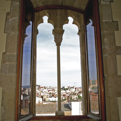 Centro histórico de Rubí (Consell Comarcal del Vallès Occidental)
