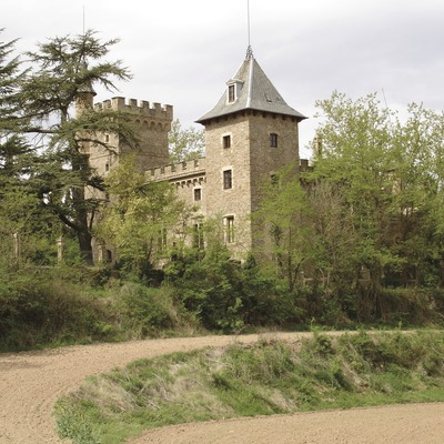 Castell de Perafita (Osona Turisme)