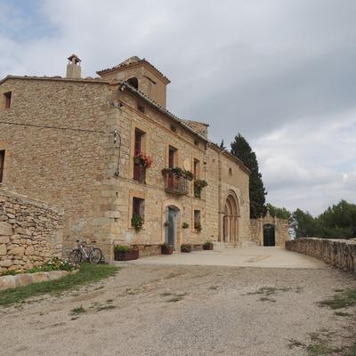 Castellfolit del Boix. Iglesia de Sant Pere (Diputació de Barcelona)
