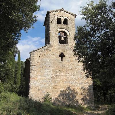 Prats de Lluçanès. Sant Andreu de Llanars (Osona Turisme)