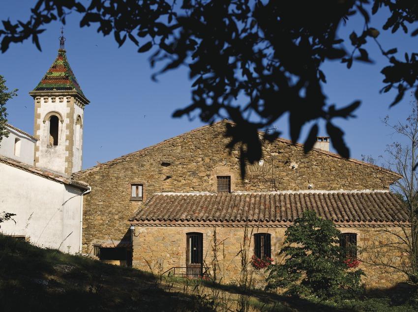 Sant Julià de Vilatorta. Santuario de Puig-l'agulla (Josep Cano. Diputació de Barcleona)