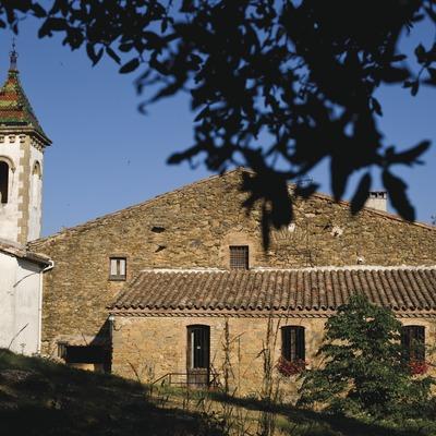 Sant Julià de Vilatorta. Santuari de Puig-l'agulla (Josep Cano. Diputació de Barcleona)