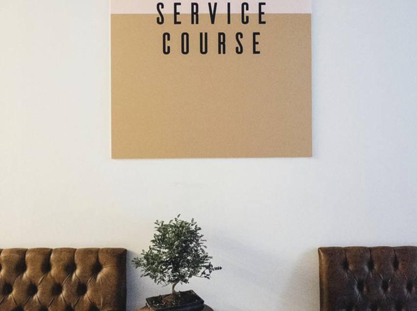 Instal·lacions de The Service Course Girona