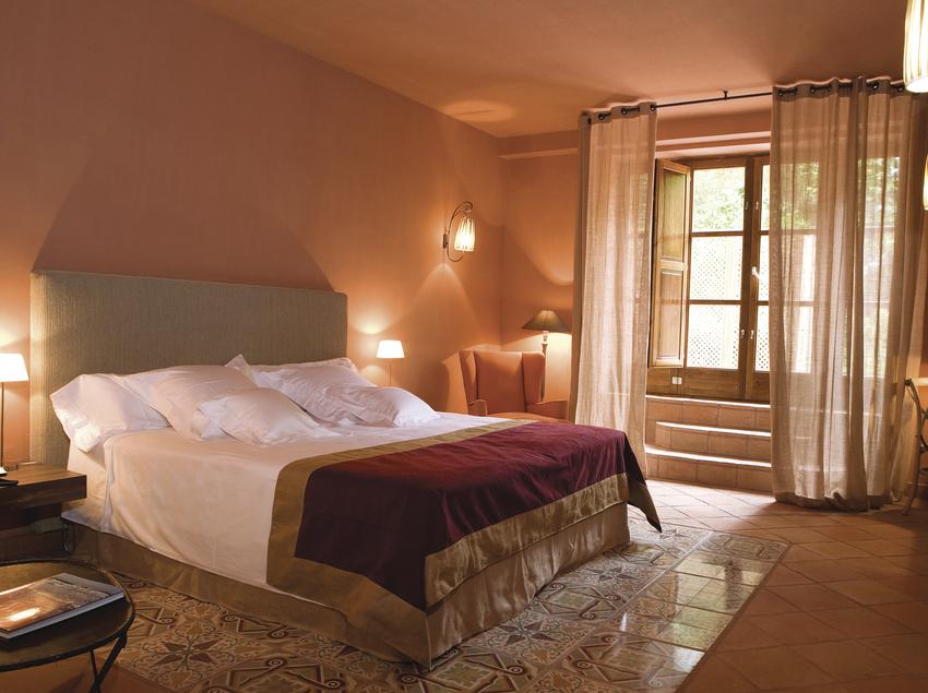 Dormitorio doble La Boella