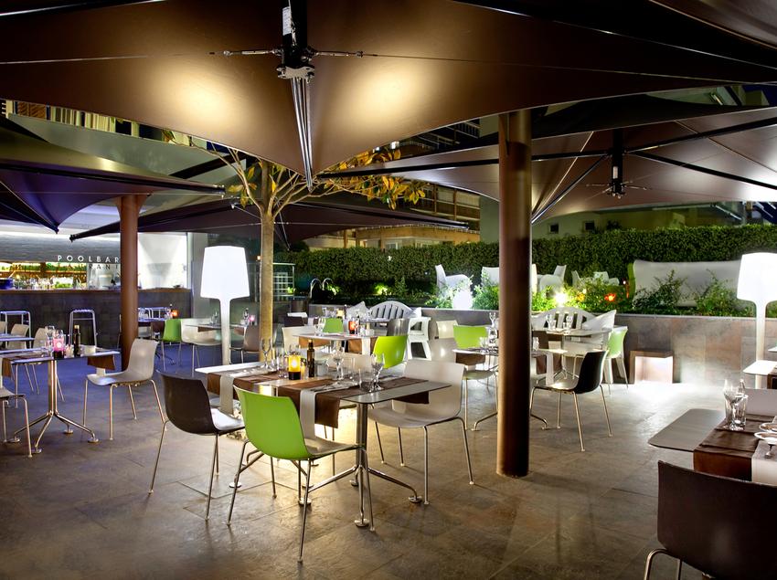 Terraza Magnolia Hotel