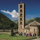 Iglesia románica de Sant Climent de Taüll