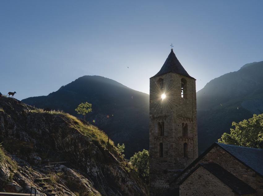 Iglesia románica de Sant Joan