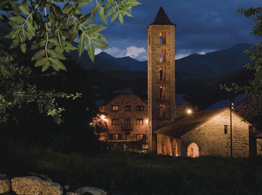 Iglesia románica de Santa Eulàlia