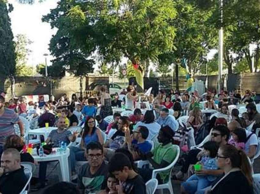 Público en el festival.