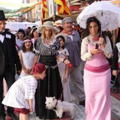 Detall de la Festa del Vapor.