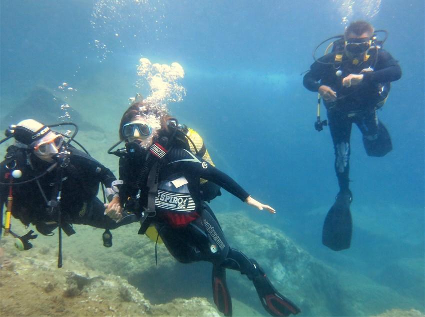 Bateig en submarinisme