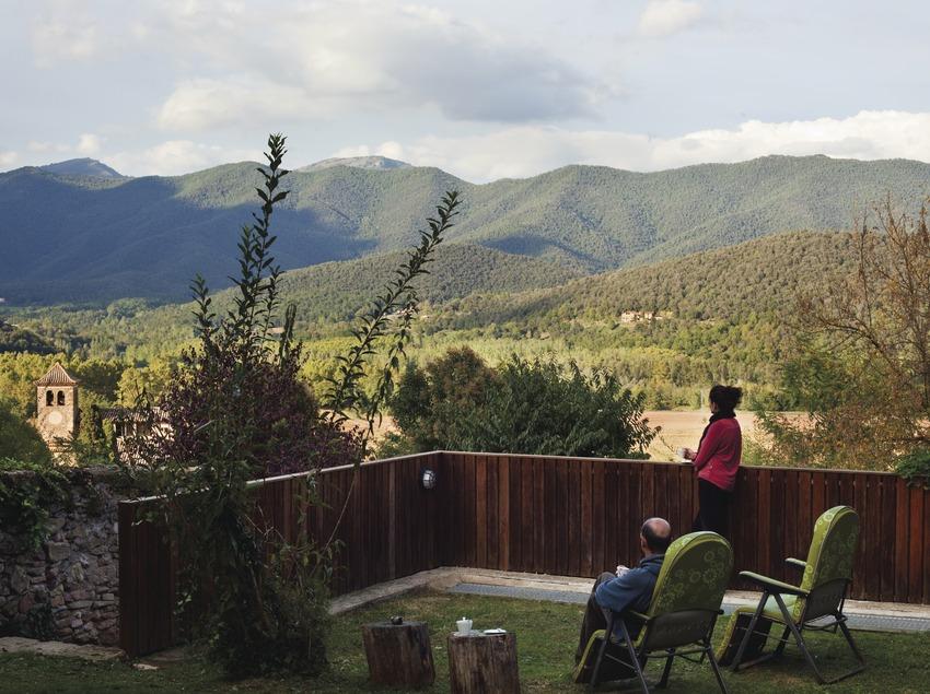 Turisme Rural Mas Guitart. (Oriol Clavera)