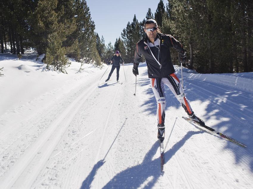 Esquí de fons.