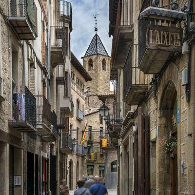 Calles de Solsona
