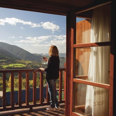 Turisme Rural. Lo Paller de Cal Bosch. (Oriol Clavera)