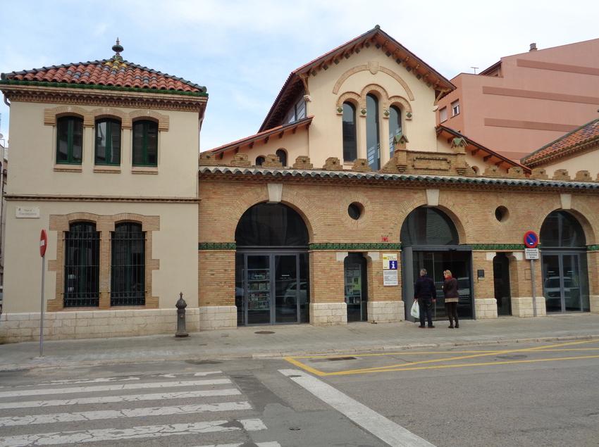 Oficina de Turisme de Figueres.