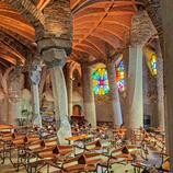 Colonia Güell-Cripta Gaudí