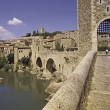 Puente medieval de Besalú.