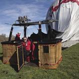 Vol en globus adaptat La Garrotxa.