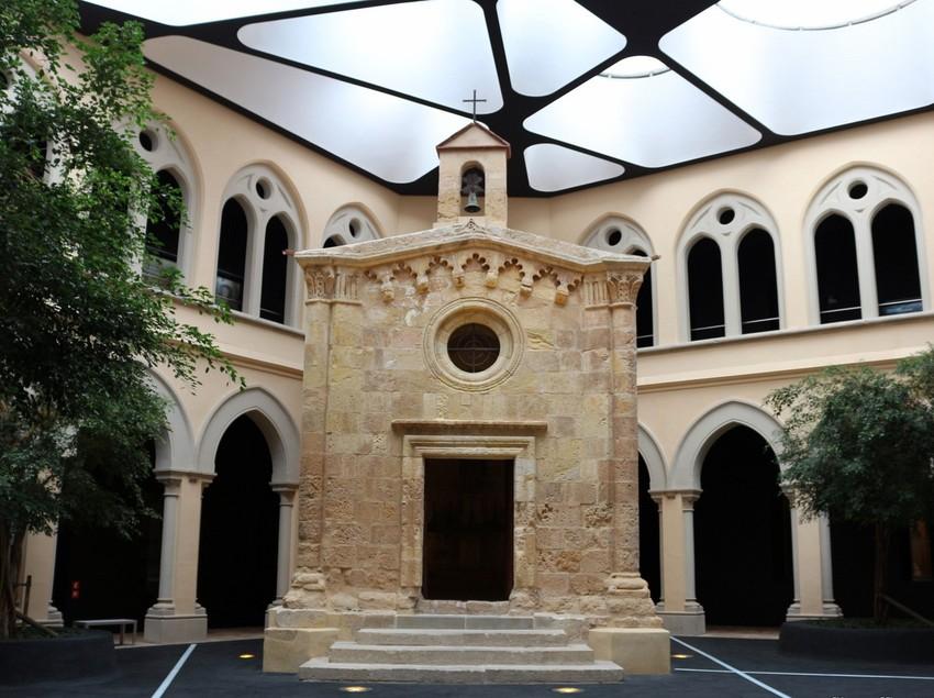 Claustro de Sant Pau, Tarragona.