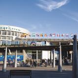 Vista general del Aquàrium de Barcelona