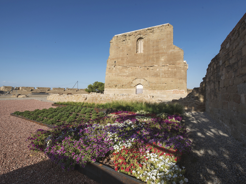 Castell dels Templers. Gardeny.