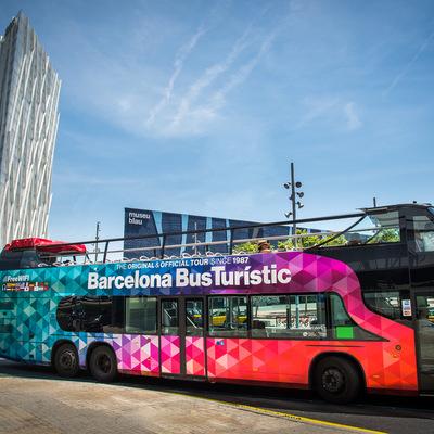Barcelona Bus Turístic