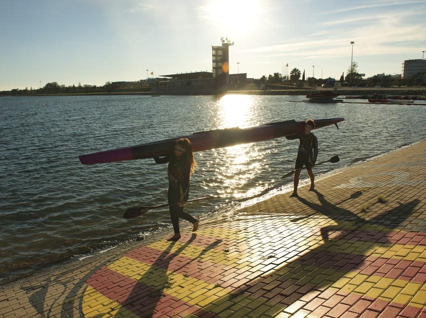 Canal Olímpic de Catalunya. (Alfons Rodríguez)