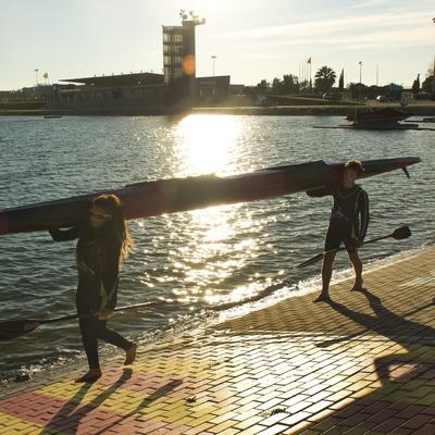 Canal Olímpic de Catalunya.
