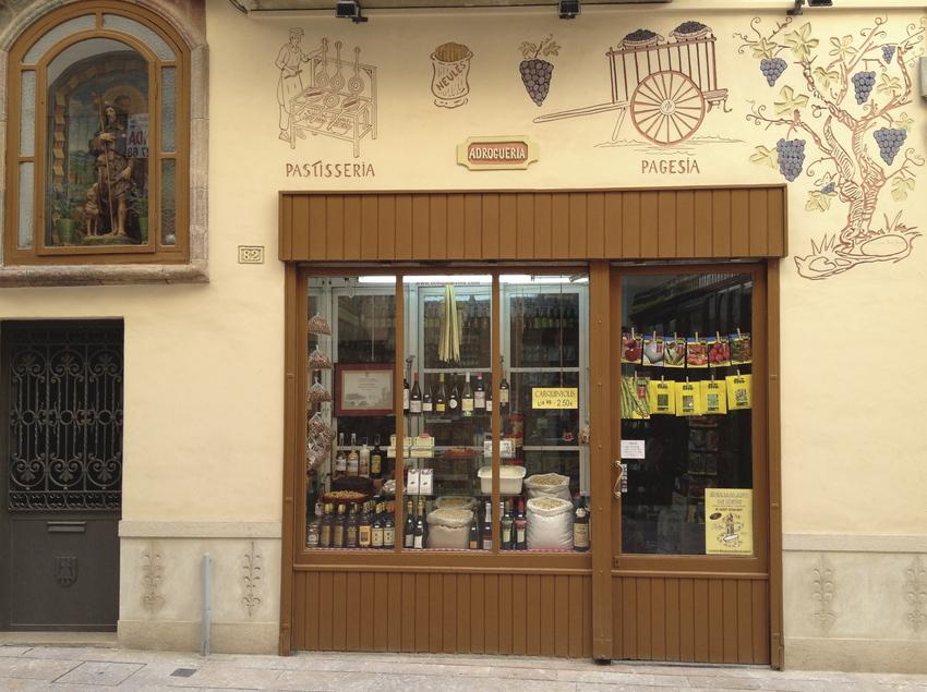 Celler Montblanc - Porta Comerç