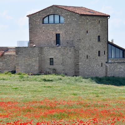 Fachada de La Torre del Codina