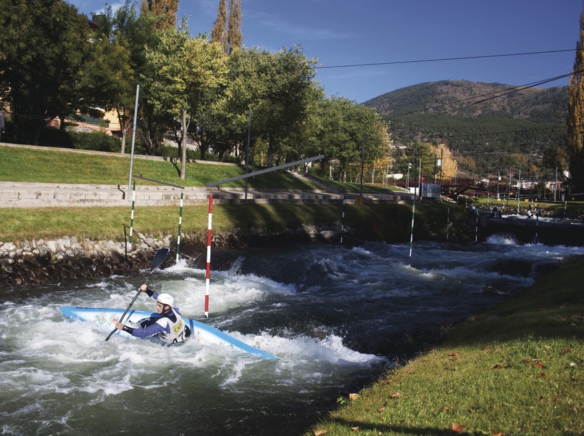 Parc Ol'mpic del Segre. La Seu d'Urgell. © Oriol Clavera   (Oriol Clavera)