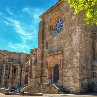 La Seu Vella de Lleida.