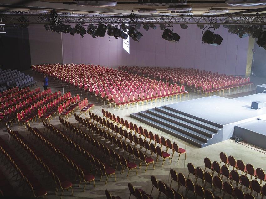 Auditori del Convention Centre. PortAventura Business & Events.