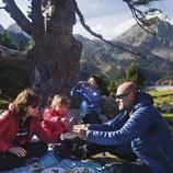 Pícnic a l'Estany de Sant Maurici.