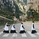 Escolanía de Montserrat.   (Rafa Pérez)