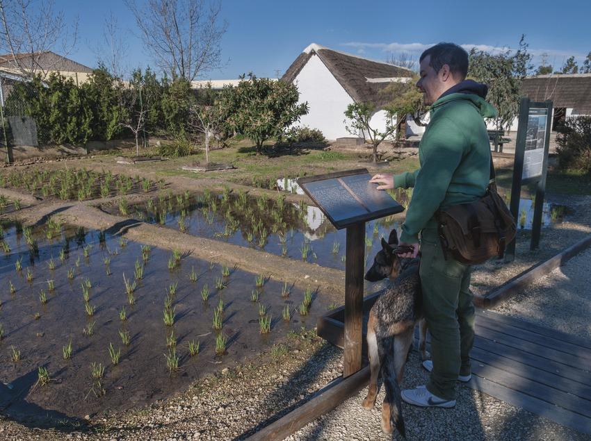 Ecomuseu del Parc Natural del delta de l'Ebre. (Dani Codina)