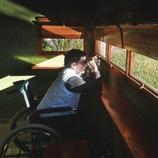 Accessibilitat per persones amb mobilitat redu•da i guies en braile per gent invident. Aiguamolls de l'Empordˆ. © Oriol Clavera