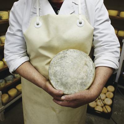 Obrador de formatge. Altron (Vall d'Àssua).