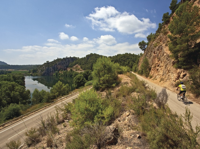 Via verda a la vora de l'Ebre. (Mariano Cebolla)