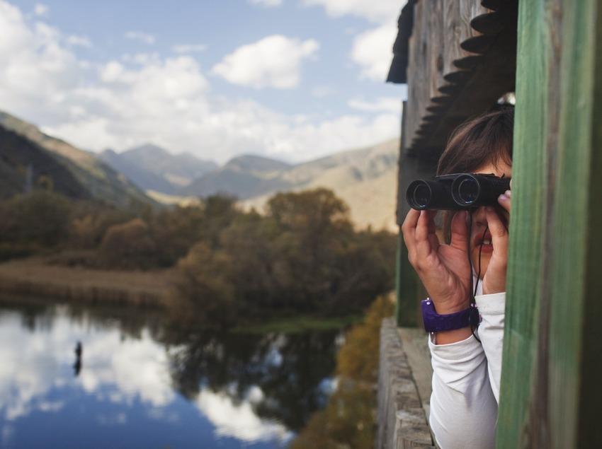 Mollera d'Escalarre (Pallars Sobirˆ). Parc Natural de l'Alt Pirineu. © Oriol Clavera