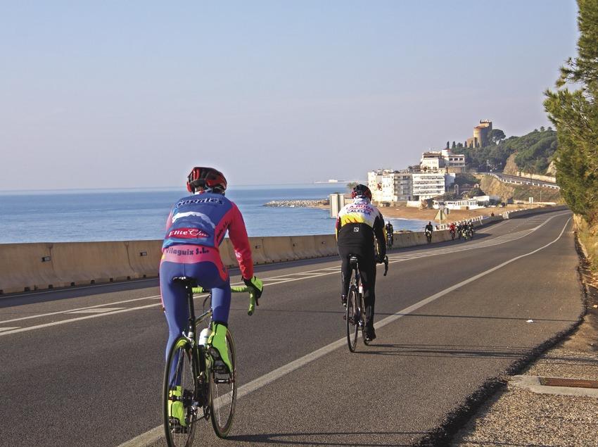 Cicloturisme de carretera.