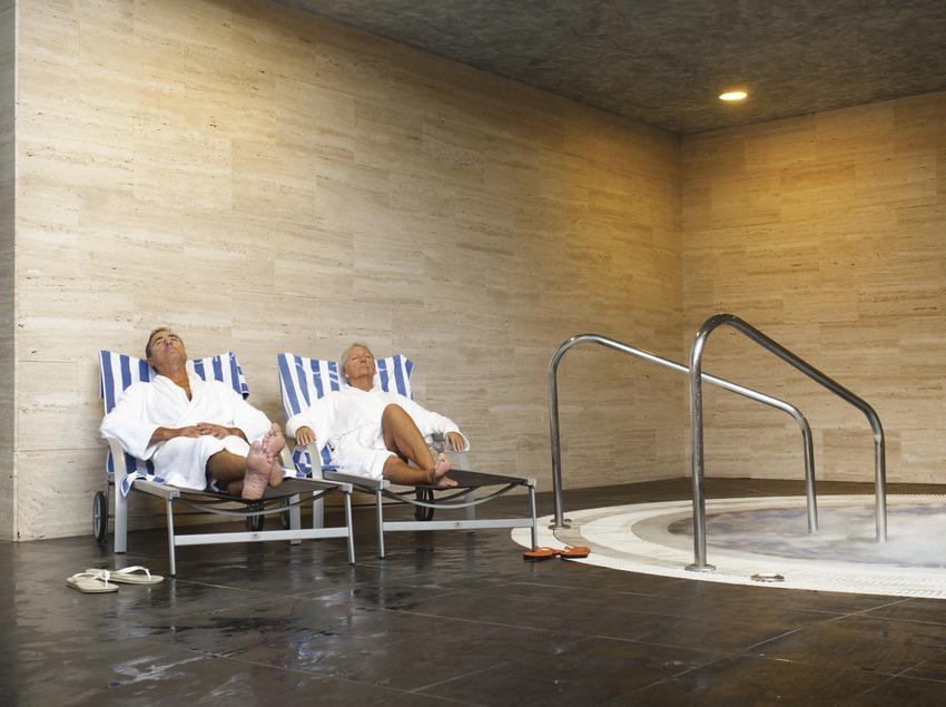 Spa Hotel Colón Thalasso Termal. (Kris Ubach)