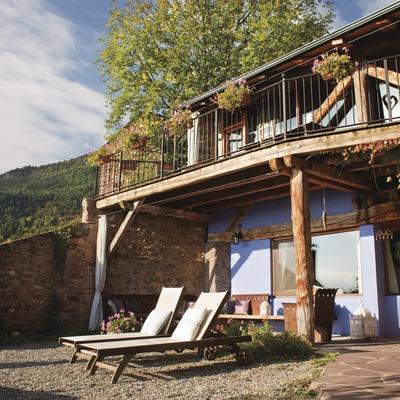Turisme Rural Cal Sodhi. Argestues (Vall d'Aguilar). (Oriol Clavera)
