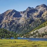 Estany Llong. Parc Nacional d'Aigüestortes i Estany de Sant Maurici. (Gonzalo Azumendi)