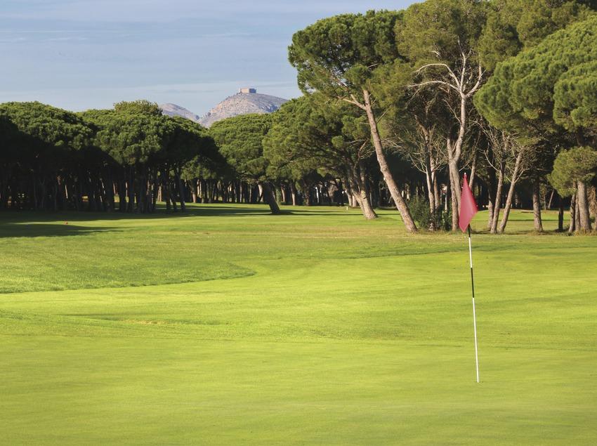 Golf Platja de Pals, vistes. (Joan Castro Folch)