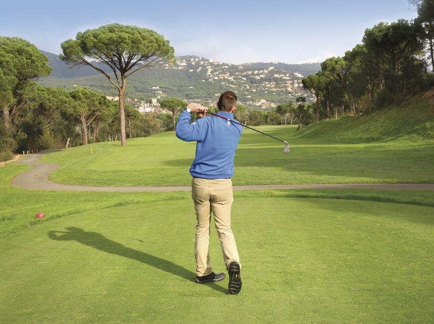 Golf Costa Brava, vistes. (Joan Castro Folch)